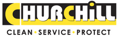 Churchill Cleaning Services Logo